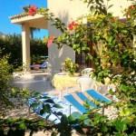 1 Veranda con giardino