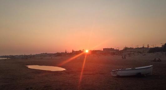 Tre Fontane.Beach