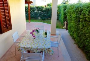 Villa Giovy Veranda con giardino