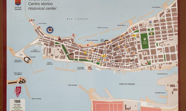 carte-Trapani-centre-historique